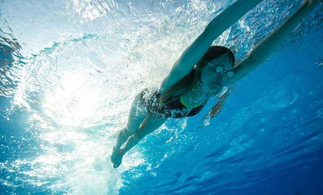 水泳を楽しむために