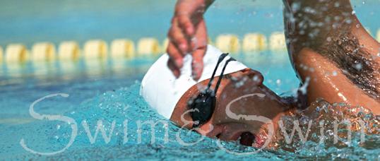 クロールの泳ぎ方