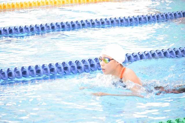 水泳のマナー