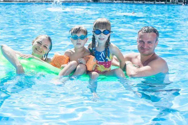 水泳の思い出