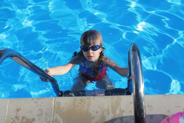 立ち泳ぎの練習の仕方