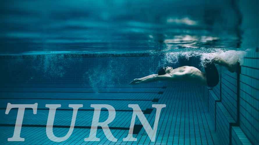 水泳のターンをマスター!簡単なものからクイックターン・タッチターンまで