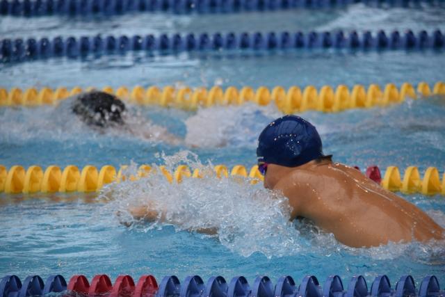 平泳ぎの平均タイムの縮め方