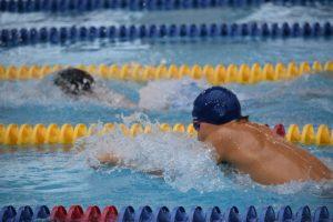 平泳ぎのドリル練習