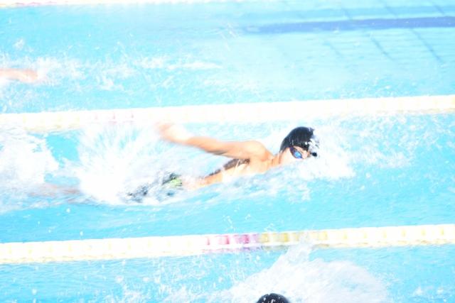 水泳のドリル練習とは