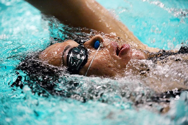 背泳ぎの平均タイム