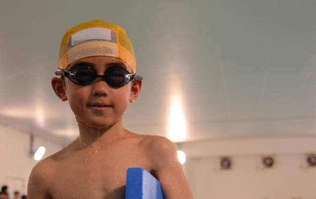 我が子の水泳級取得のこと~朋香