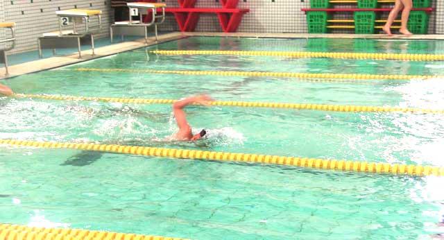 小学校の水泳テストの昇級法~マサト